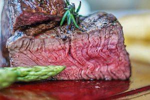 Hoi An Steakhouse. Rare Steak