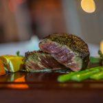 Hoi An Steakhouse.steak whole plate