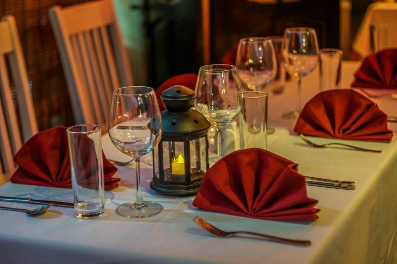 Hoi An Steakhouse.table setting 5