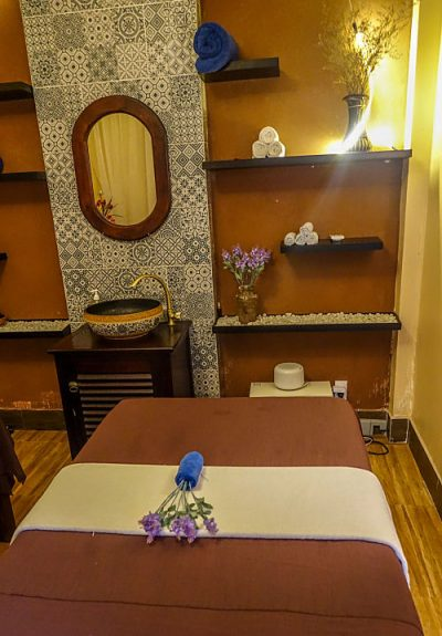 White Rose Spa., Hoi An. Massage Room 2
