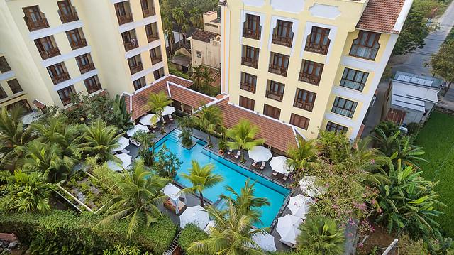 La Siesta Resort Hoi An 2