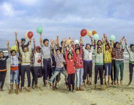 Lifestart Foundation. Joyous gathering