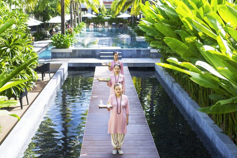My Chi Spa, Almanity Resort and Spa, Best Hotels, Hoi An