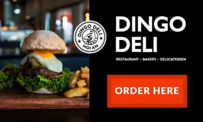 Dingo Deli banner Hoi An Now