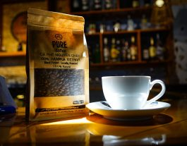 Pure Coffee Hoi An Bars. Coffee Beans. Old City. Cafe. Restaurant. Traditional