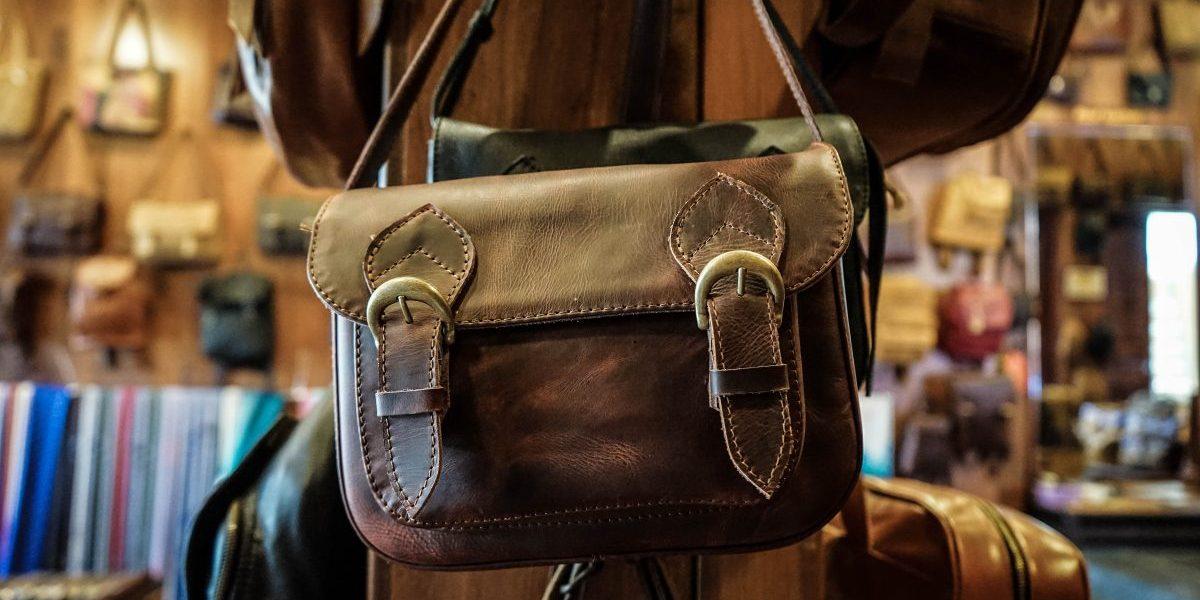 Leather Bag Hoi An Vietnam