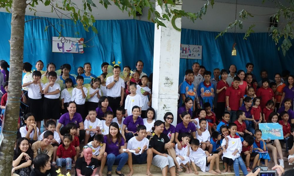 Kianh Foundation Group Picture