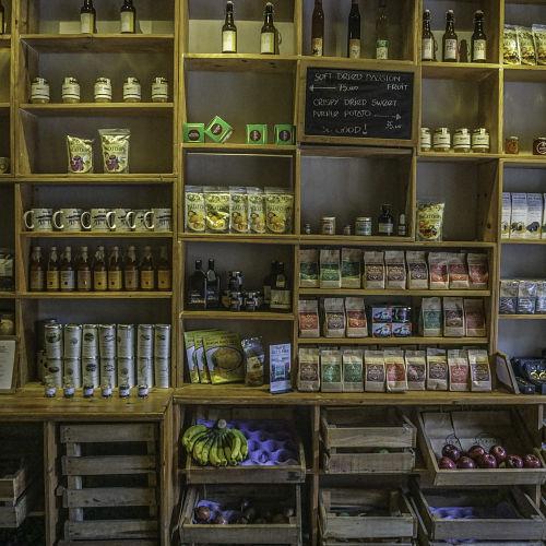 Hoi An Cafes. Coco Box internal