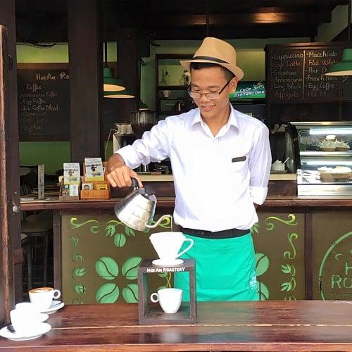 Hoi An Roastery, best coffee hoi an, coffee hoi an, vietnamese coffee, hoi an cafes