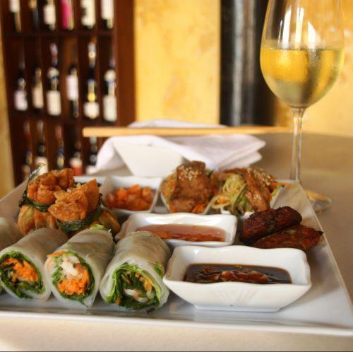 White Marble Wine Bar & Restaurant_tasting Platter