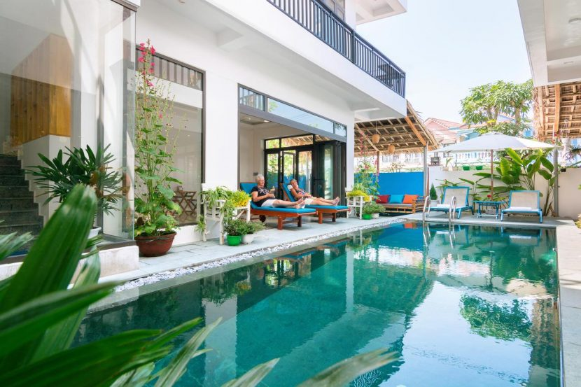 An Bang Beach Dolphin Homestay, hotels under $30 Hoi An, vietnam