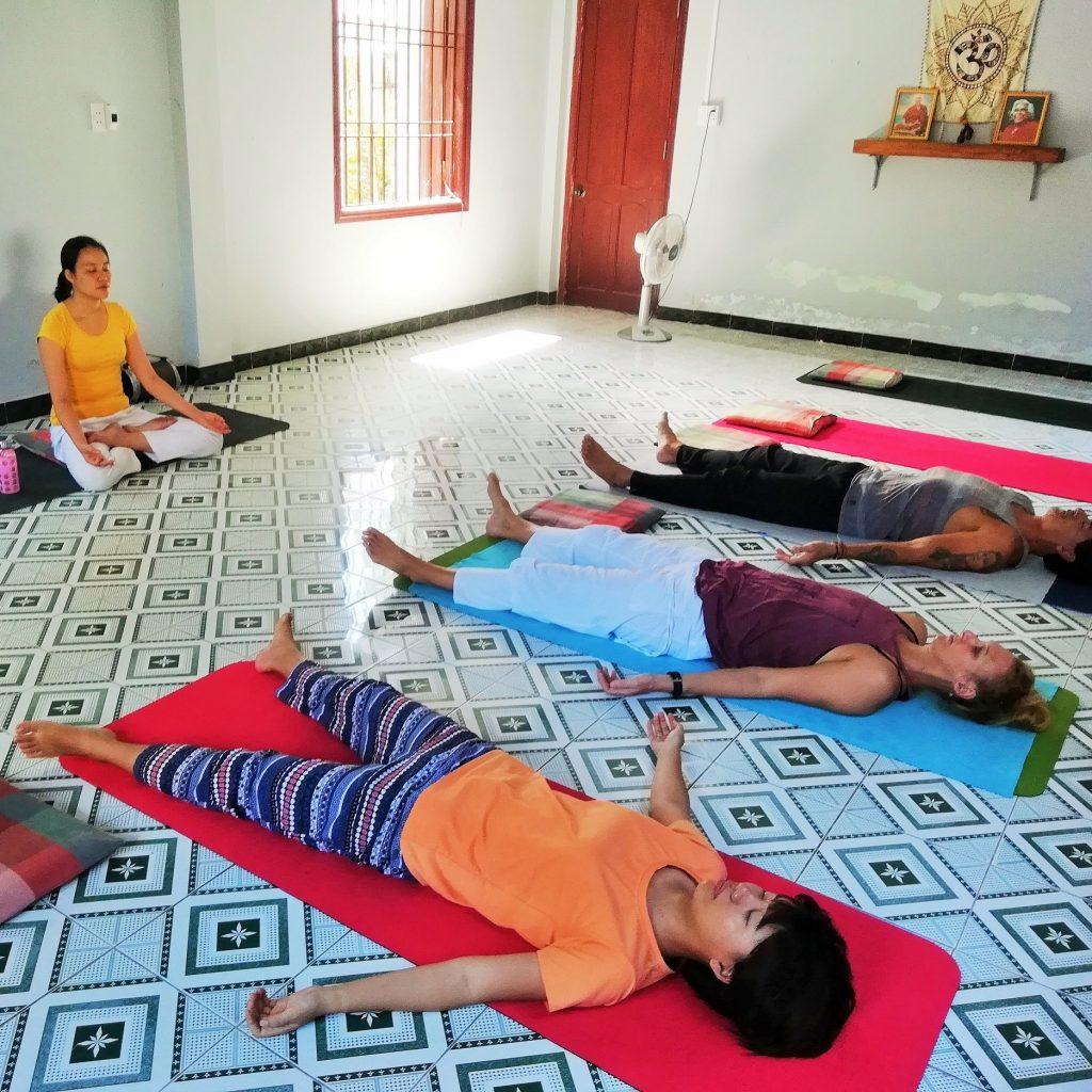 Annen Yoga Studio. Hoi An.
