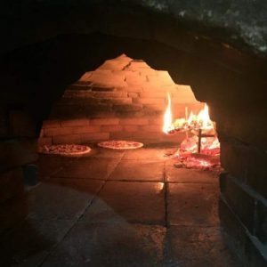 Luna D'autunno, wood fire oven, An Bang Beach