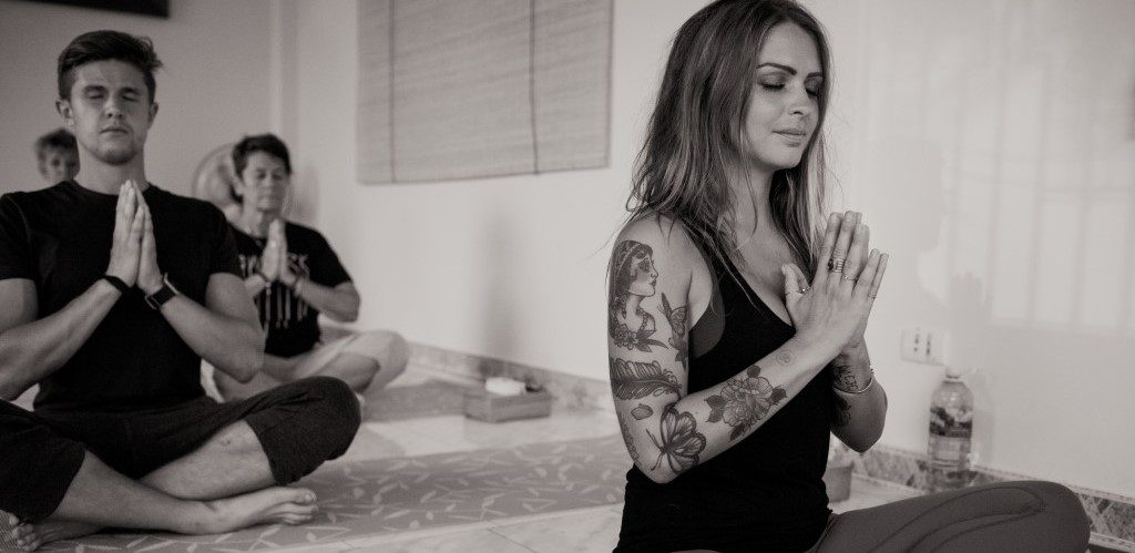 Nomad Yoga Studio Hoi An Meditation Spiritual