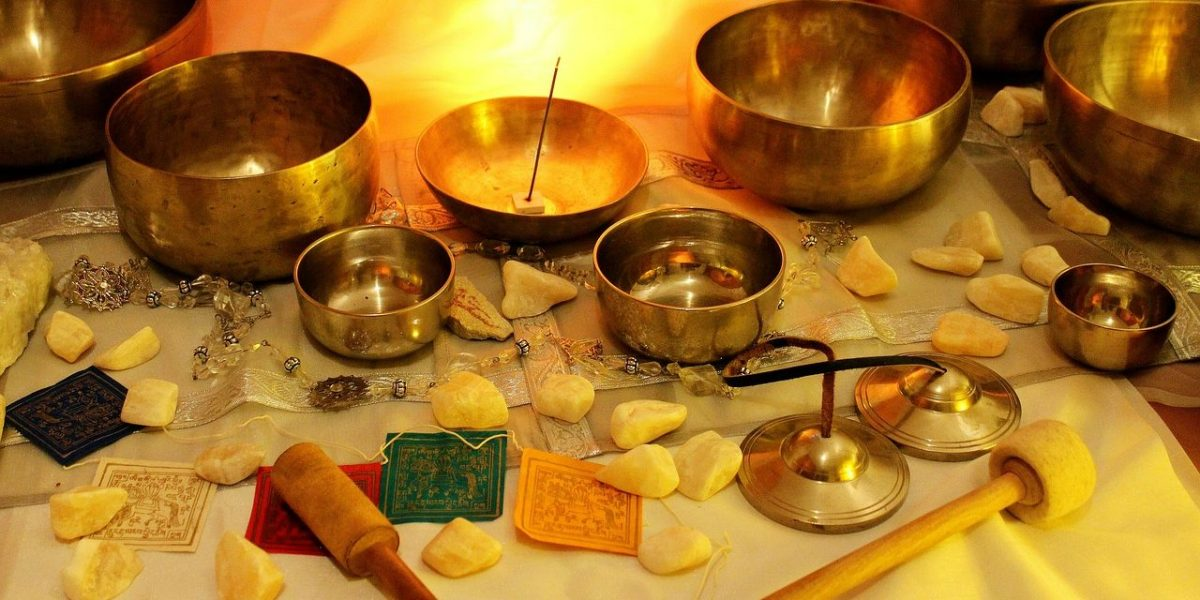 Singing Bowl Sound Healing Hoi An Vietnam Spiritual Holistic