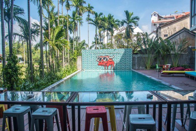 vietnam backpackers Hoi An, hostels under $20 Hoi an, vietnam