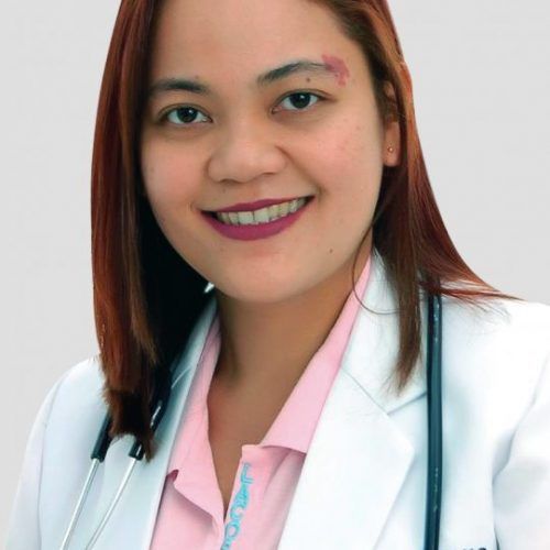 Dr. Elvie Joy, Da Nang Medical