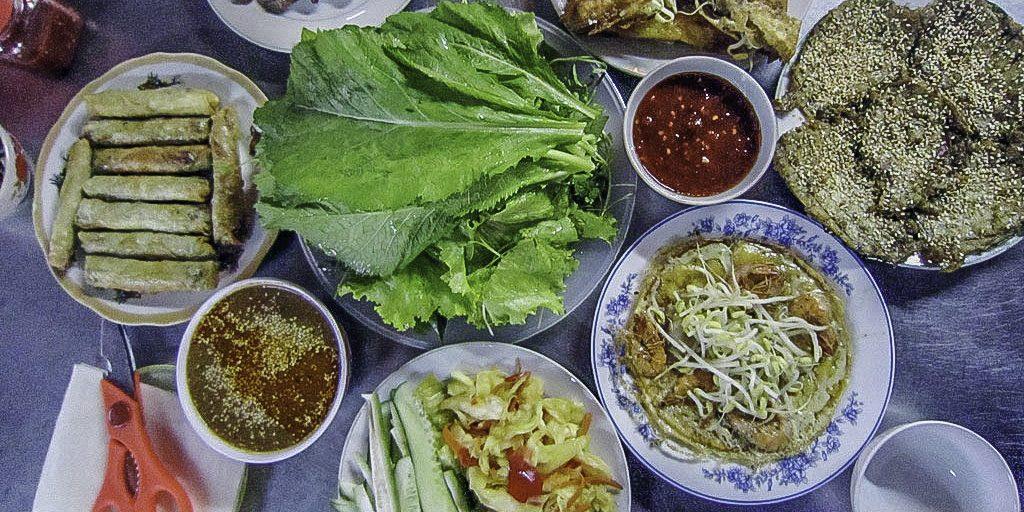 Redbridge Cooking Class. Food. Hai Cafe