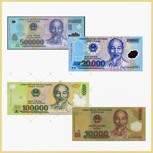 Tips Essentials Top Tips; dong; vnd; same same; currency of vietnam; dangers and scams; dong; vietnamese money