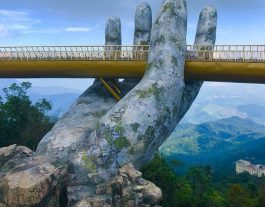 Ba Na Hills Golden Bridge. THINGS TO DO IN HOI AN TOP 10s