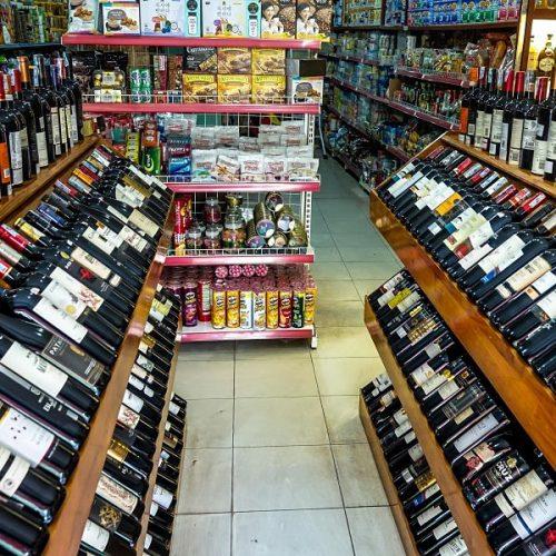 convenenience stores hoi an, supermarkets, hoian, Bich Thuy Supermarket, wine