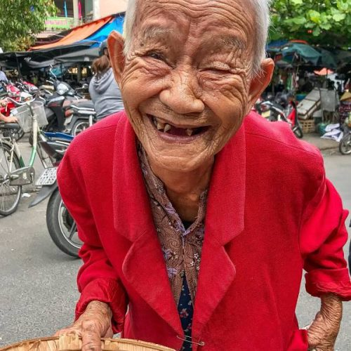 Road Rules Vietnam, Rules of the Road, Vietnam, Old Ladies, Tiger Market Hoi An