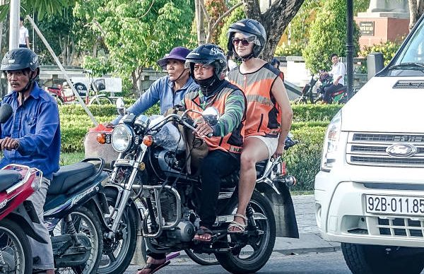 Road Rules Vietnam, Rules of the Road, Vietnam, xe om