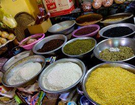 Markets Hoi An, Spice Market Hoi An,vietnam
