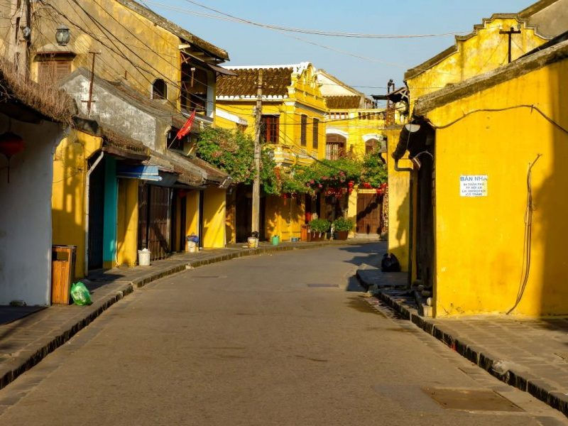 Hoi An Old Town, Heritage listed Old Town, Hoi An, Vietnam