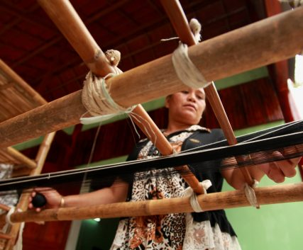 Co Tu Weaving. Things to Do in Hoi An