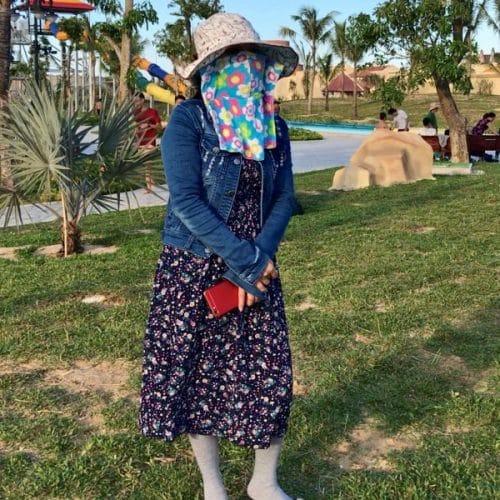 vaccinations vietnam, vietnamese dress, vietnamese masks, vietnam,