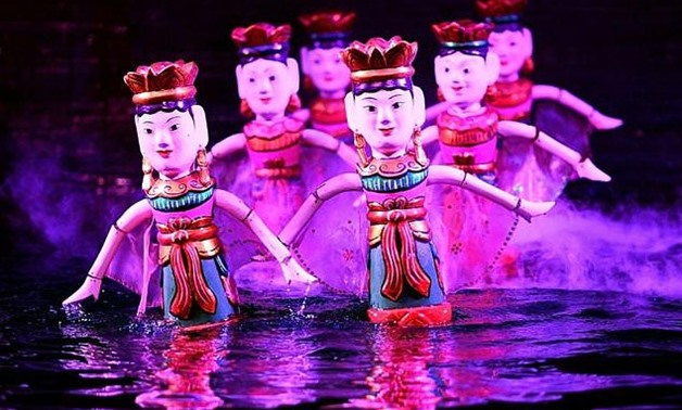 Do. Things to See in Hoi An. water puppets