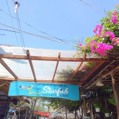 Starfish, An Bang Beach, Hoi An