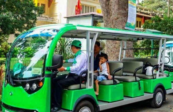 electric buggies hoi an, getting around hoi an, transport hoi an