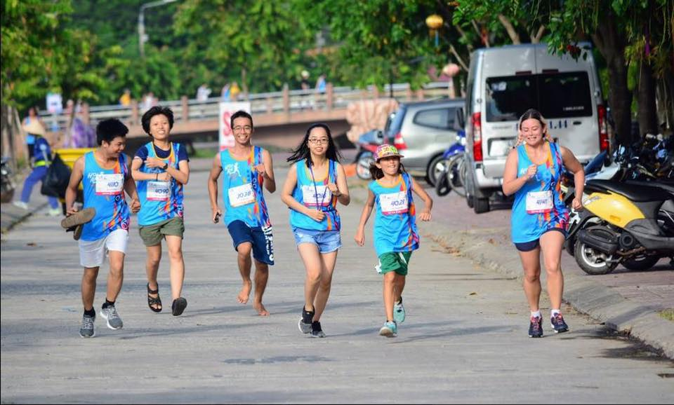 running race hoi an, 2018