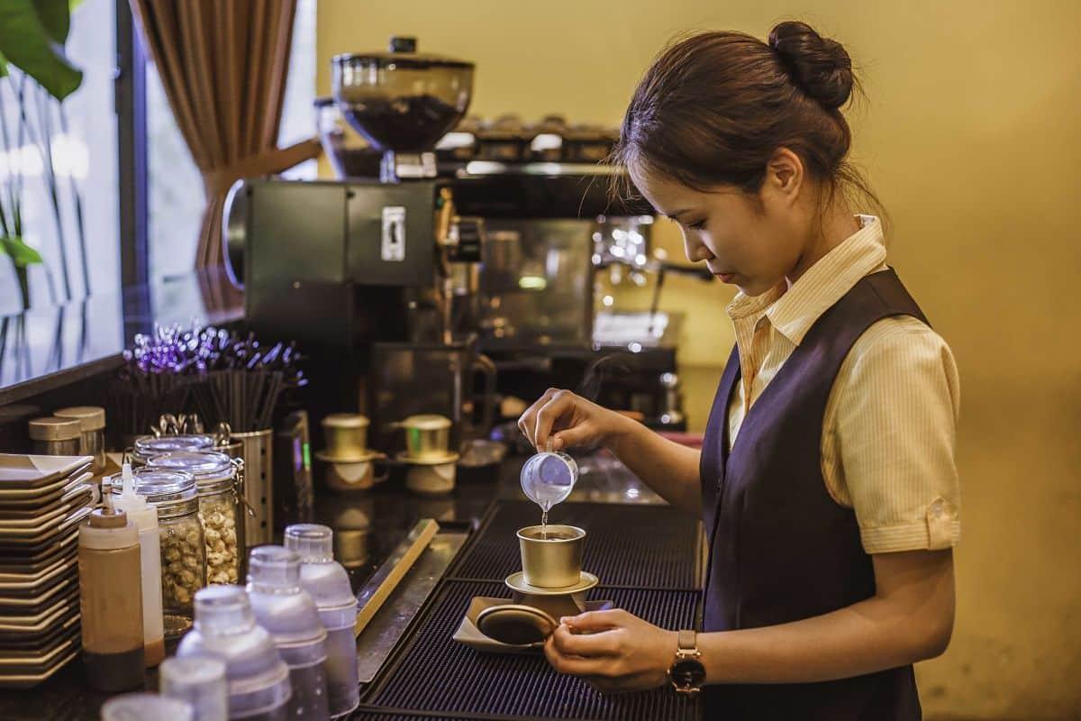 La maison Deli Hoi An. Hoi An Restaurants, Hoi An Cafes. Staff