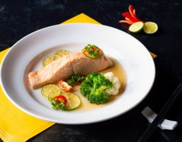 La maison Deli Hoi An. Hoi An Restaurants, Hoi An Cafes. Lunch_Dinner. Salmon