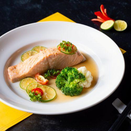 La maison Deli Hoi An. Hoi An Restaurants, Hoi An Cafes. Lunch_Dinner. Salmon