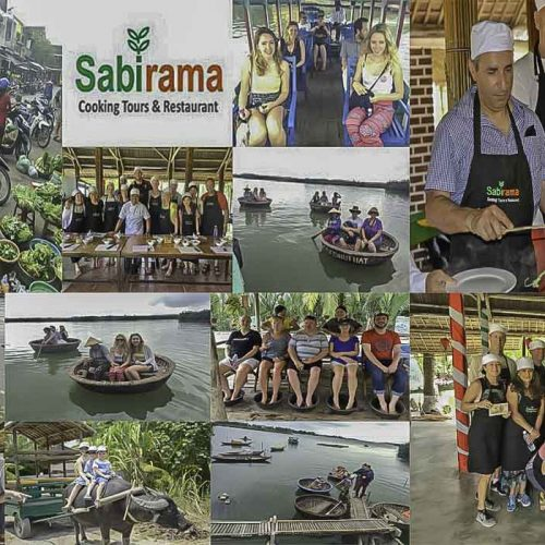 Sabirama Cooking Class, cooking class hoi an, best hoi an tours, hoi an tours