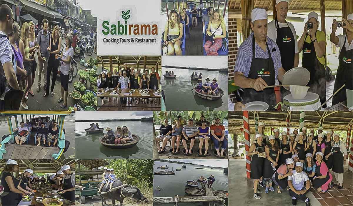 Sabirama Cooking Class, cooking class hoi an, best hoi an tours, hoi an tours