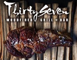 ThirtySeven Woodfired Grill & Bar. Hoi An restaurant
