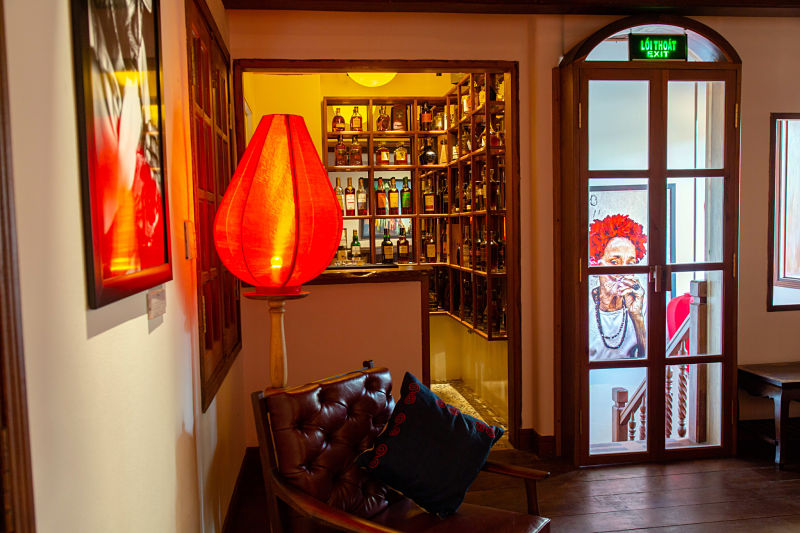 ThirtySeven Woodfired Grill & Bar. Hoi An restaurant. Cigar Club