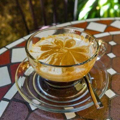 egg coffee, best vietnamese coffee hoi an, best coffee hoi an, lang tram cafe hoi an