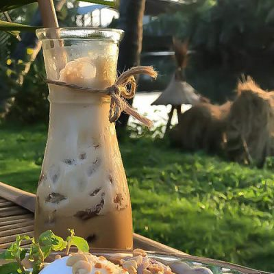 coconut coffee, the field, Best coffee in hoi an, Cafes in Hoi An, best coffee hoi an, coffee, drip coffee hoi an, vietnamese coffee