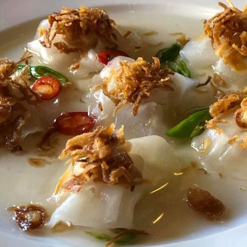 Miss Ly's Cafe. White Rose. Best Vietnamese Restaurants in Hoi An