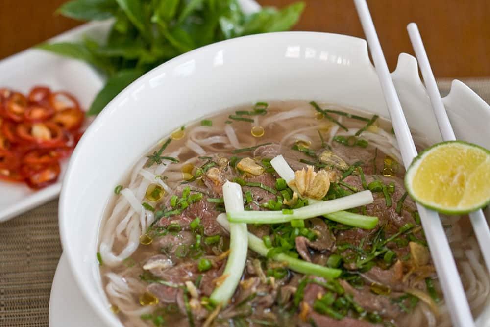 Best Vietnamese Restaurants in Hoi An. Pho