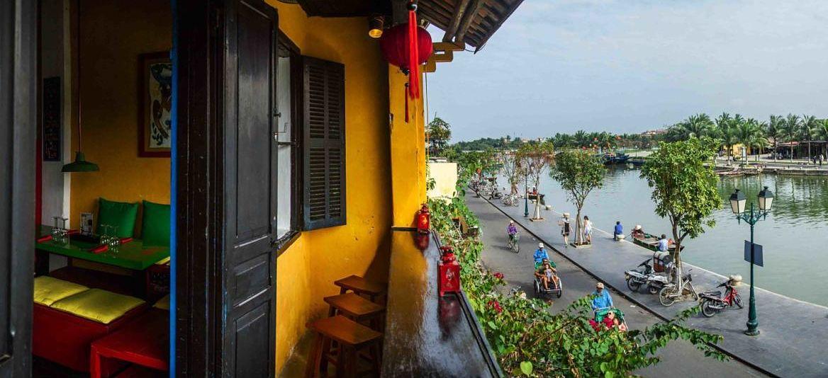 Mango Rooms River View. Hoi An restaurant. mango Rooms Promotion