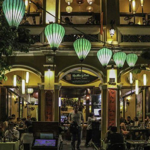 Morning Glory. External. Hoi An Restaurant. Best Vietnamese Restaurants in Hoi An