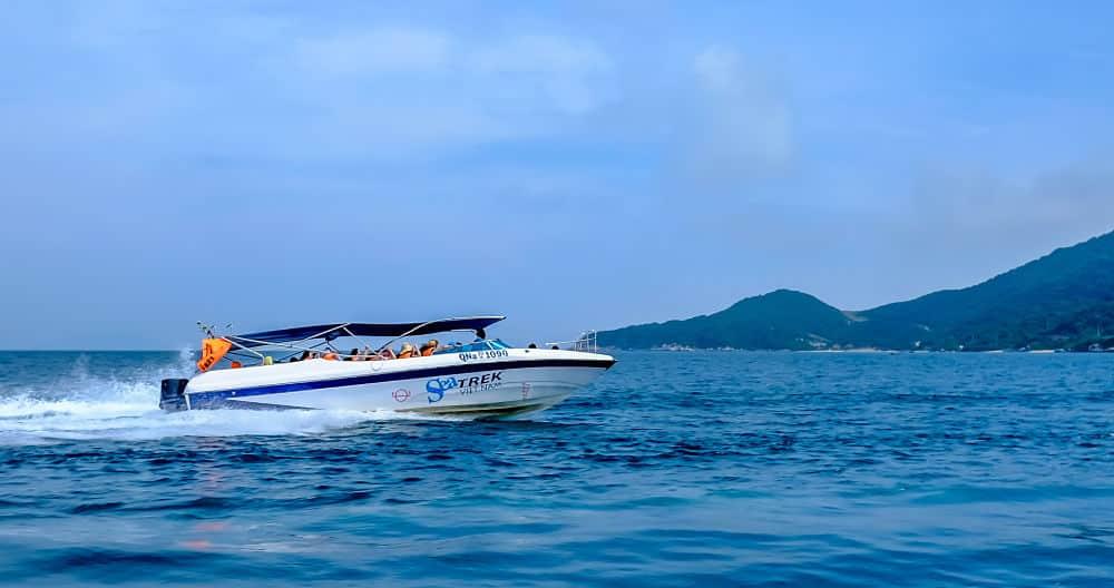 Sea Trek Vietnam. Speed Boat
