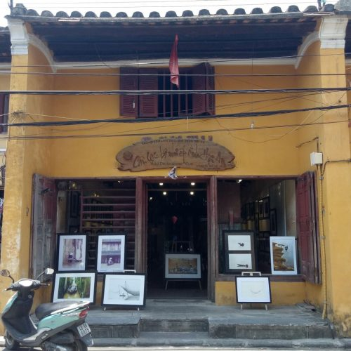 Hoi An Photographic club, Hoi An Art Galleries